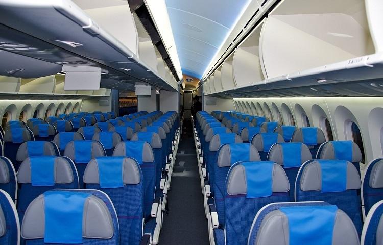 Вибір зручних місць в літаках