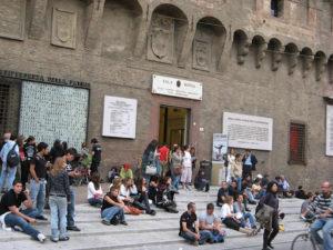 Надходження до Вишів Італії